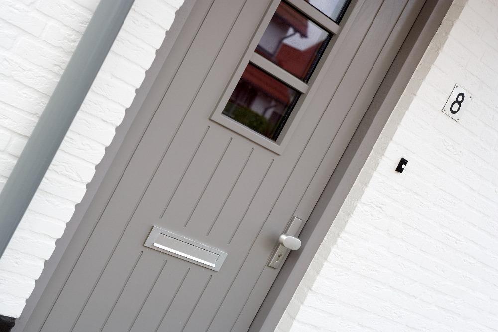Bespaar op je energierekening met een goed geïsoleerde deur