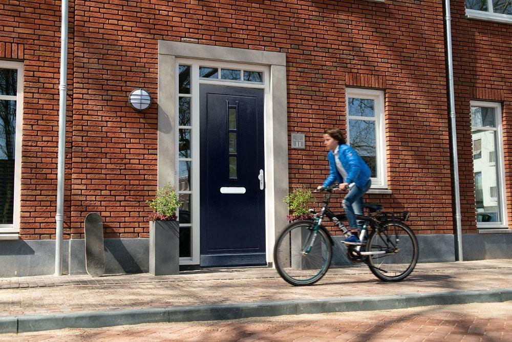 De voordelen van een houten voordeur